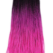 afro ombre twist szintetikus haj