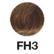 Bajusz M3 FH3 szín