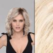 beach mono pastel blonde rooted paroka front