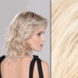 beach mono pastel blonde rooted paroka side