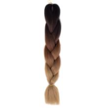 Afro ombre szintetikus haj #53