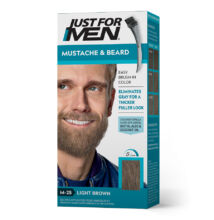 Just for Men Mustache & Beard szakáll és bajusz színező - M-25