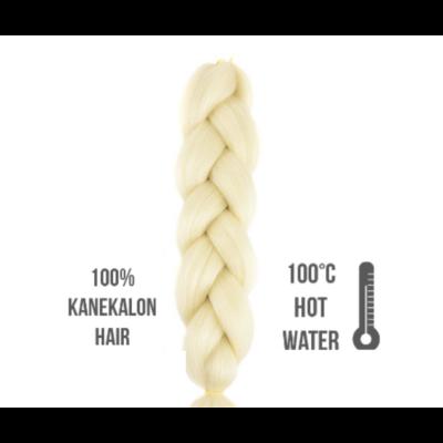 Afro szintetikus 100% kanekalon haj 85gr #1001