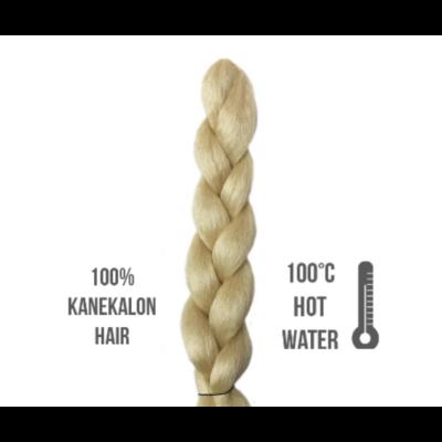 Afro szintetikus 100% kanekalon haj 85gr #613