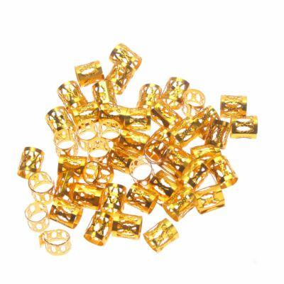Hajékszer hajgyűrű arany