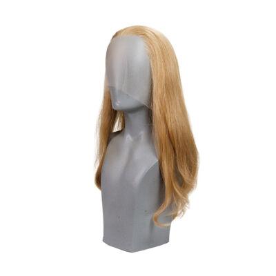 Adam 45 cm európai humán hajas filmes paróka