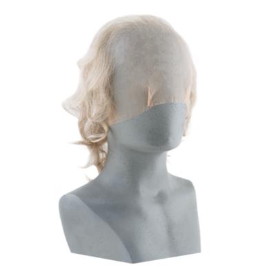Adam 15cm kopaszodó fejtetővel humán haj paróka filmes
