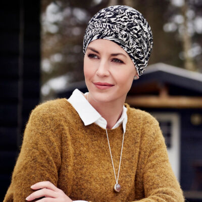 Christine Karma mintás turbán 1009-0501
