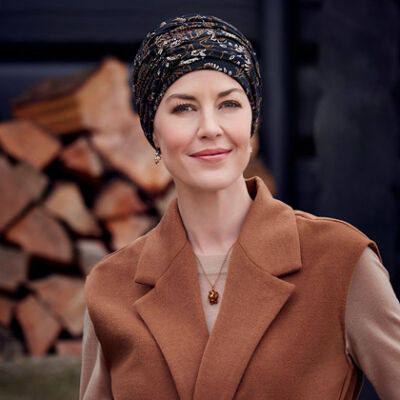 Christine Karma mintás turbán 1009-0506