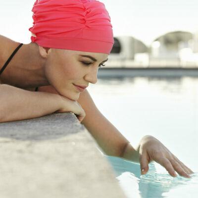 Christine Wave Swim cap 1033-0330