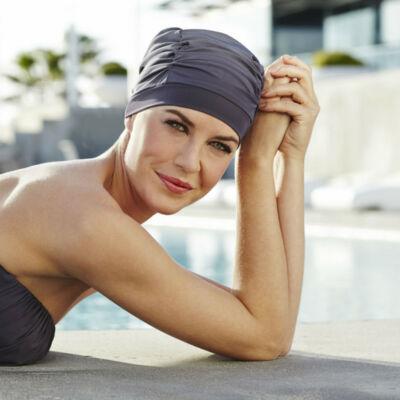Christine Wave Swim cap 1033-0331