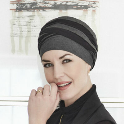 Christine Shanti mintás turbán 1131-0446