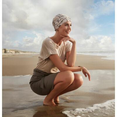 Christine Yoga mintás turbán 2000-0475