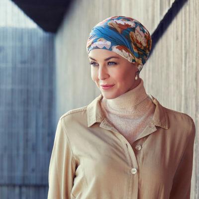 Christine Shakti turbán 1418-0666