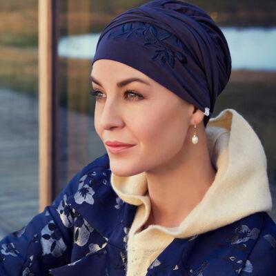 Christine Shakti turbán 1455-0467