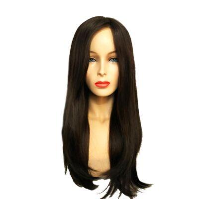 Load 40 cm humán haj paróka - 4