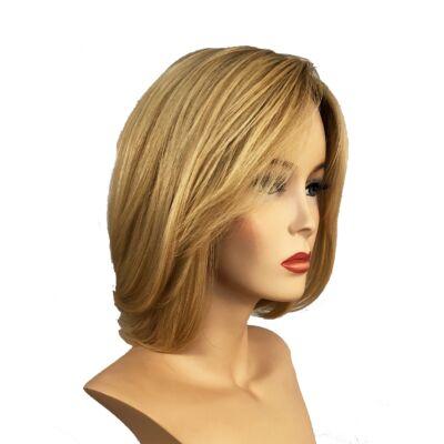 Lisa 25 cm humán haj paróka - 25.22.23