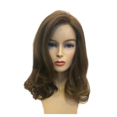 Sara New Wavy 30cm humán haj paróka - D Blonde