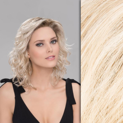 beach mono pastel blonde rooted paroka