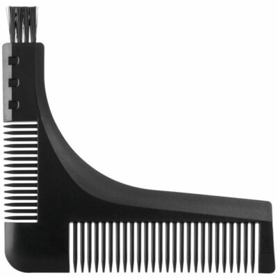 Eurostil barber szakáll sablon fésű 6176