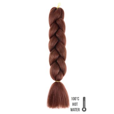 Afro szintetikus haj 33 világos középbarna
