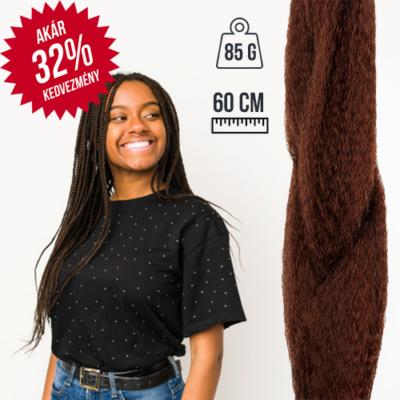 Afro Jumbo Braid szintetikus haj színkód 130