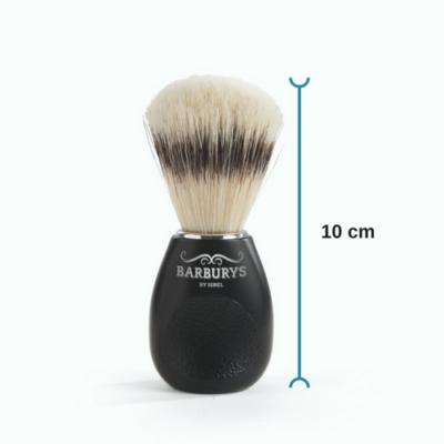 Barburys borotvapamacs fekete