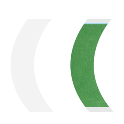 Walker Tape Bumeráng green CC (36db) - kétoldalú pótrész ragasztó