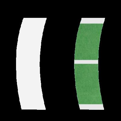 Easy Green Tape Mini Strips (72db) - kétoldalú pótrész ragasztó