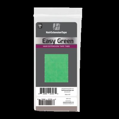 Easy Green Tape Tabs (120db) - kétoldalú pótrész ragasztó