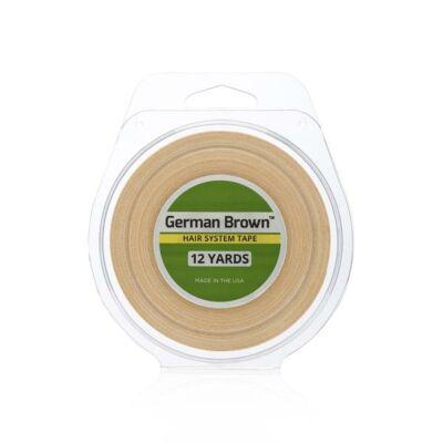 Roll german brown 3/4x12 (1100cm) - kétoldalú pótrész ragasztó