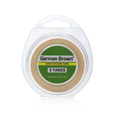 Roll german brown 3/4x3 (275cm) - kétoldalú pótrész ragasztó