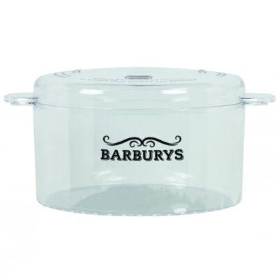 Barburys törölköző melegítő tartály