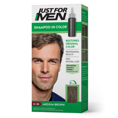 Just for Men Shampoo-In hajszínező - H-35