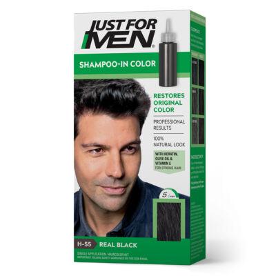 Just for Men Shampoo-In Color hajszínező - H-55