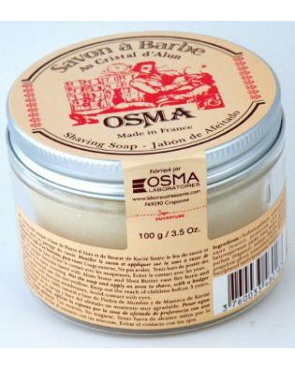 OSMA borotva szappan