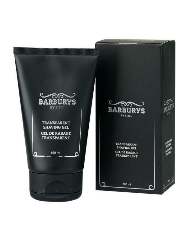 Barburys átlátszó borotválkozó gél 100ml
