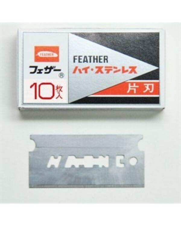 Borotvapenge feather FHS 10db