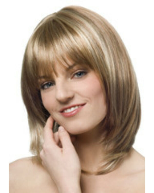 Sara New 100% valódi haj paróka