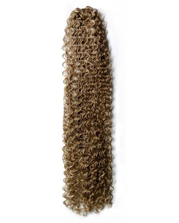 Twist hullámos szintetikus haj