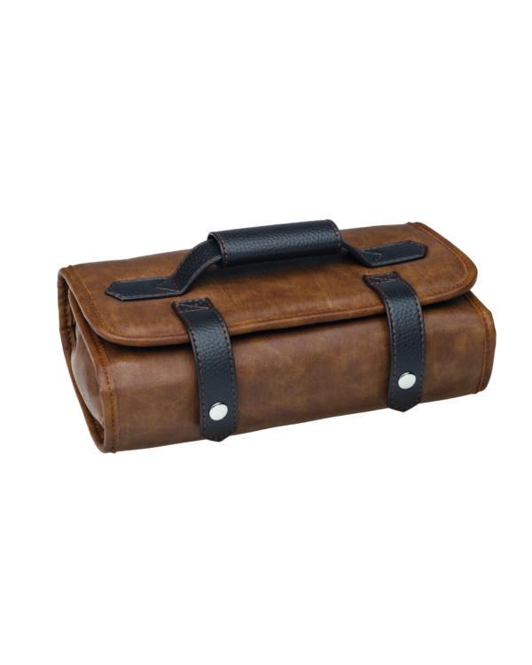 Sinelco borbély táska barna - Táskák - Bőröndök - Hair-Club 520f05f06c
