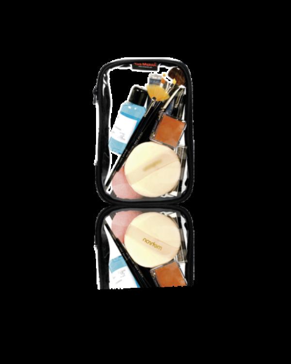 Tas Merah TM-5-2 zipzáros táska (M)