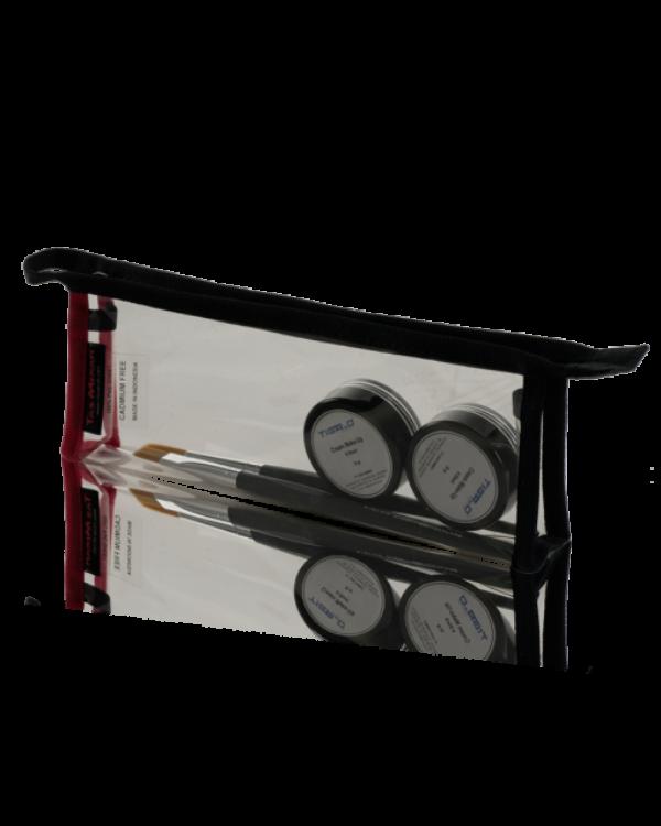 Tas Merah TM-7-17 átlátszó univerzális táska