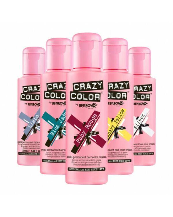 CrazyColor hajszínező