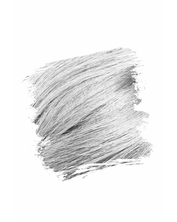 CrazyColor hajszínező silver 27